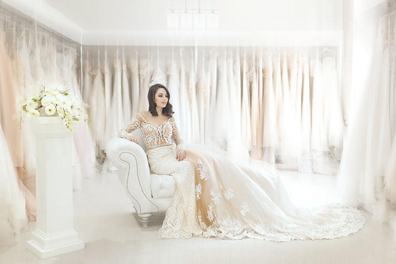 Wedding dress trends 2019
