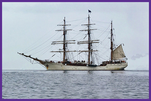 Sailing Ship (p.p) €80