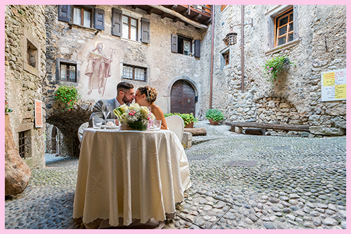 Dinner in a ancient medieval Village p.p €80