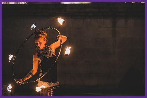 Circus Performers €500