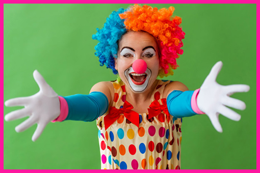 Clown for Children €150