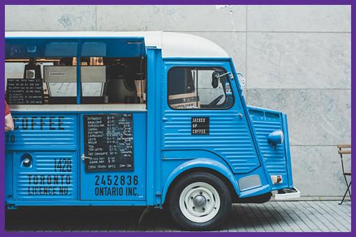 Street Food Truck €1500