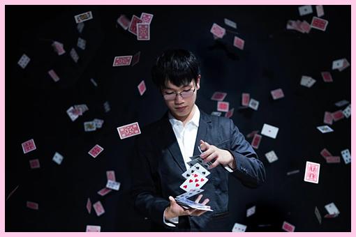 Magician €300
