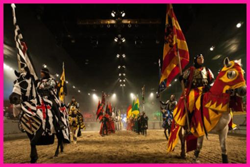 Medieval Tournaments €700