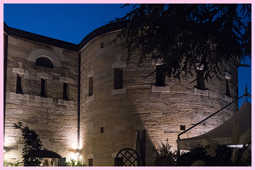 Wedding in an Ancient fort €500