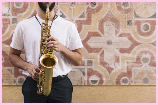 Saxophonist €150