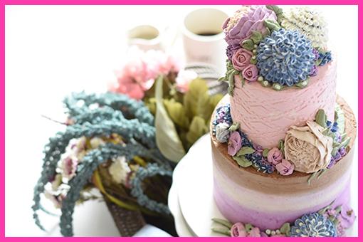 Wedding Cake €300